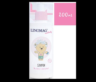 Szampon dla dzieci Linomag